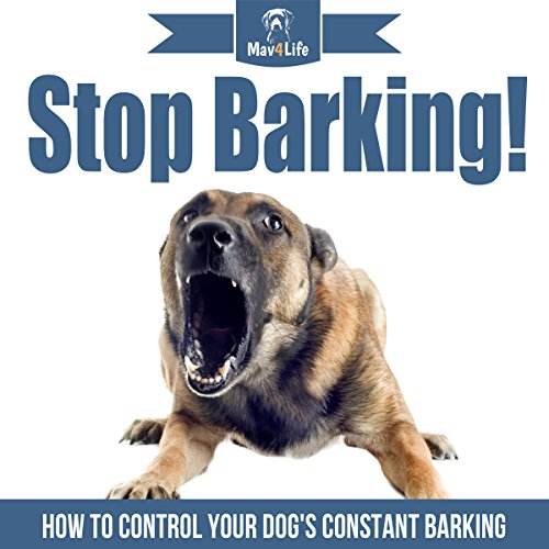 Stop Barking! cover art