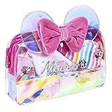 Disney 2200006753_T0203-C70 Pack de 6 Braguitas de Algodón de Minnie para Niña con Licencia Oficial, Multicolor, Talla 02-03 para Niñas