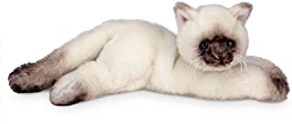 siamese stuffed cat