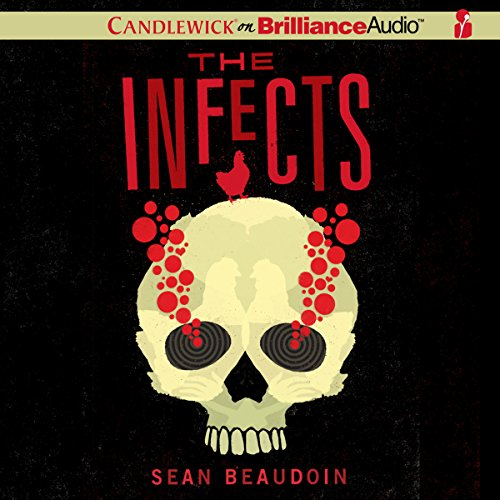 The Infects audiobook cover art