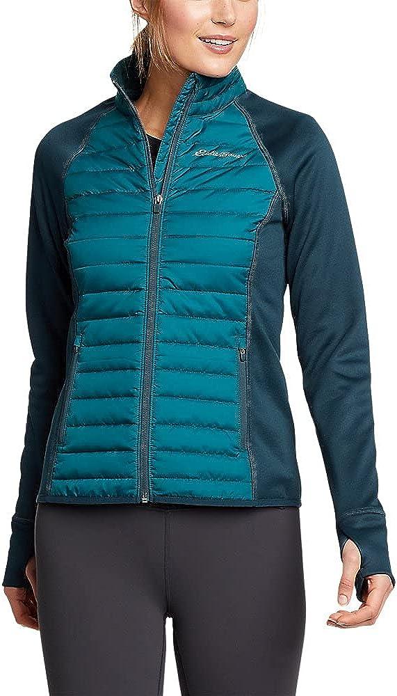 Year-end annual account Eddie Bauer Manufacturer direct delivery Women's Hybrid Emberlite Jacket