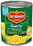 yugioh blackship of corn - Del Monte Canned Fresh Cut Golden Sweet Whole Kernel Corn, 8.75-Ounce (Pack of 12)
