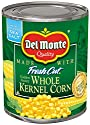 Del Monte Canned Fresh Cut Golden Sweet Whole Kernel Corn, 8.75-Ounce