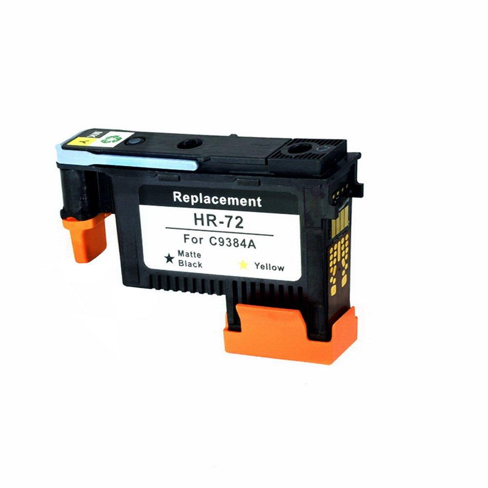 Komada 3X HP72 Cabezales de impresión (1MK/Y+1C/M+1PK/G) con ...