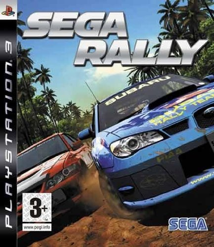 SEGA Rally, PS3
