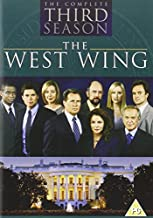 The West Wing : Third Season [Region 2] by Martin Sheen