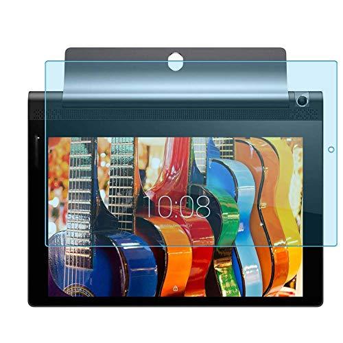Vaxson 2 Unidades Protector de Pantalla Anti Luz Azul, compatible con Lenovo YOGA Tab 3 10 X50F 10' [No Vidrio Templado] TPU Película Protectora