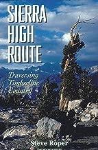 sierra high route california