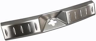 RUIQ 日産 新型リーフ LEAF 専用 内装 ステンレス ラゲッジ キッキングプレート スカッフプレートバック リア インナースカッフ カバー ガード ボード 保護 ガーニッシュ NISSAN LEAF ZE1型 専用設計