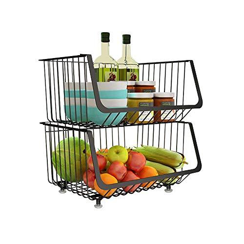 El Mejor Listado de Estantes para fruta los más recomendados. 1