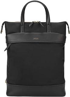 Targus Newport Convertible 2-in-1 Tote Bag and Backpack, Black (TSB948BT)