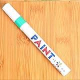 Blentude wasserdichte Universal Permanent Paint Marker -Pen Autoreifen Reifenprofil Gummi Metall