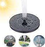 Fuente solar, bomba de fuente de baño de aves solares de 1.5W, para jardín, estanque, piscina, decoración del patio y acuario de riego. (Tamaño : 1.5W)
