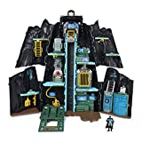 image of batman battech transforming cave for ages 4+ to show it stands 83cm tall one of our picks of must have toys 2021 and on the amazon christmas toy list 2021