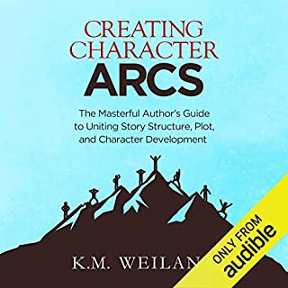 Creating Character Arcs cover art