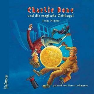Charlie Bone und die magische Zeitkugel     Charlie Bone 2              Autor:                                                                                                                                 Jenny Nimmo                               Sprecher:                                                                                                                                 Peter Lohmeyer                      Spieldauer: 5 Std. und 10 Min.     46 Bewertungen     Gesamt 4,5