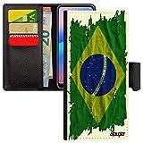 utaupia Coque Drapeau bresil Bresilien Note 10 Lite Foot Coupe du Monde Copa America Portable...