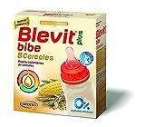 Blevit - Blevit Plus Bibe 8 Cereal 600G
