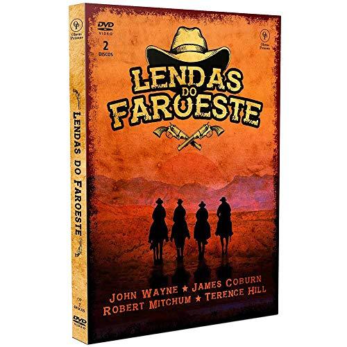 Lendas do Faroeste [Digipak com 2 DVD's]