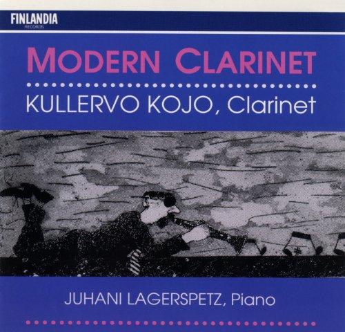 Nachtlieder für Klarinette und Klavier : II Zart