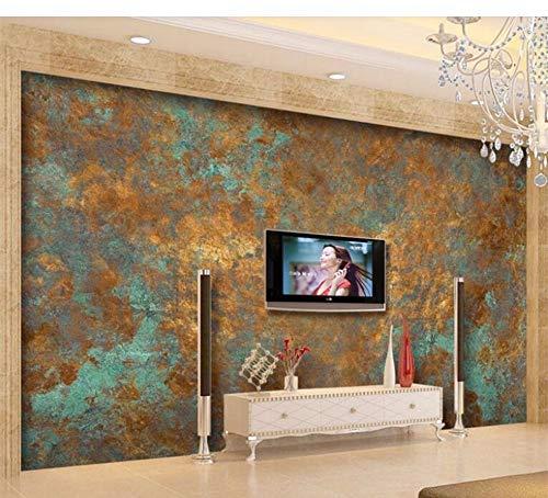 Rureng Murales 3D Fondo De Pantalla Personalizado De Lujo Europeo Retro Óxido Óxido Tv Fondo Pared Pintura Mural De La Pared Tapety-150X120Cm