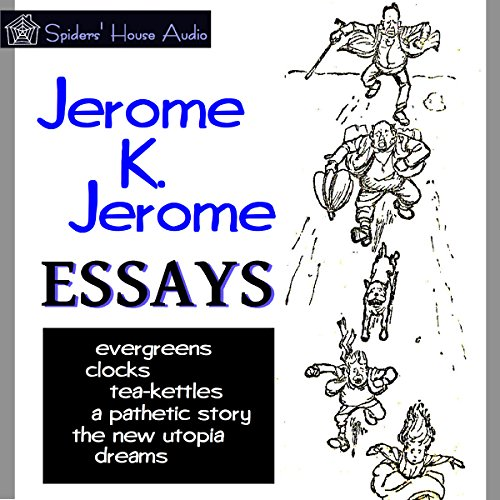 Essays audiobook cover art