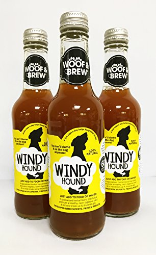 330 ML Zzzwoof&brew windy hound tonic hondenvoer