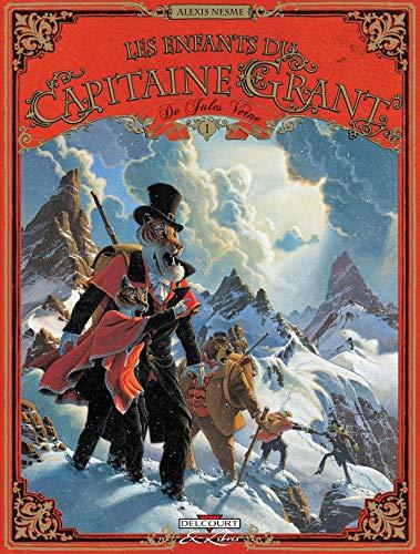Les Enfants du capitaine Grant, de Jules Verne T01