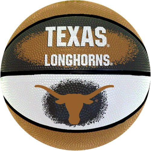 Fantastic Prices! NCAA Texas Longhorns Mini Basketball, 7-Inches