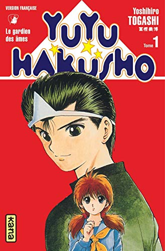 Yuyu Hakusho, tome 1