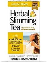 21st Century Slimming Tea, Honey Lemon, 24 count
