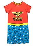 DC Comics Camisón para niñas Wonder Woman Multicolor 3-4 Años