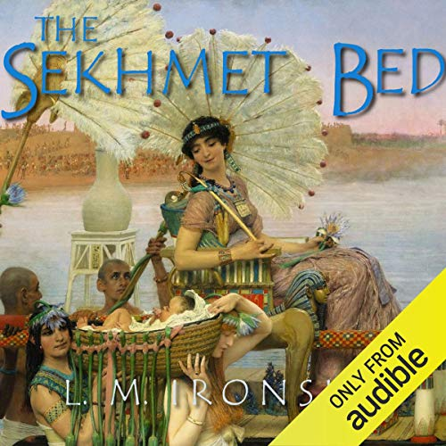 Couverture de The Sekhmet Bed