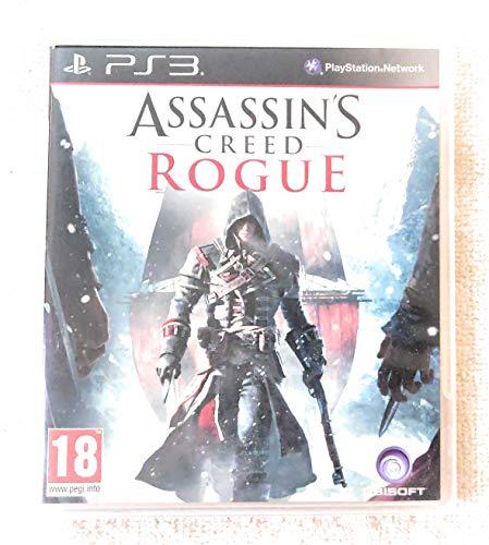 Ps3 assassin's creed rogue (eu)