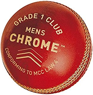 GM 男式镀铬1年级俱乐部板球