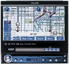 Eclipse AVN7000 7-Inch HD Navigation System With Dvd/Ms Multi-Source Receiver