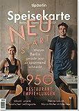 tipBerlin Speisekarte 2021: Berlins Gastro-Guide mit 950 Restaurant-Empfehlungen