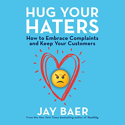 Hug Your Haters audiobook cover art