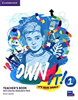 Own it! Level 1 Teacher's Book with Digital Resource Pack