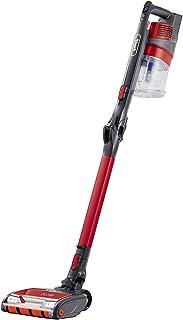 Shark Anti Hair Wrap Cordless Stick Vacuum Cleaner [IZ201UKTSB] Amazon Exclusive, Pet Hair, Single Battery, Scarlet Red