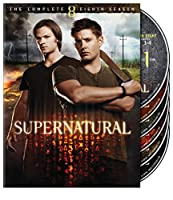Supernatural: Complete Eighth Season [DVD] [Import]