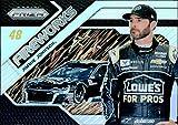 2018 Panini Prizm Fireworks Prizm #1 Jimmie Johnson Lowe's/Hendrick Motorsports/Chevrolet Racing Card