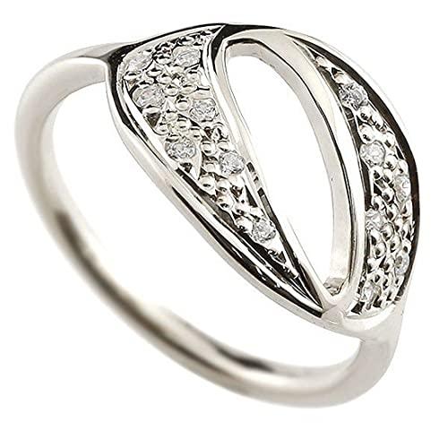 [アトラス]Atrus リング メンズ pt900 プラチナ900 キュービックジルコニア ナンバー0 指輪 数字 ストレート 29号