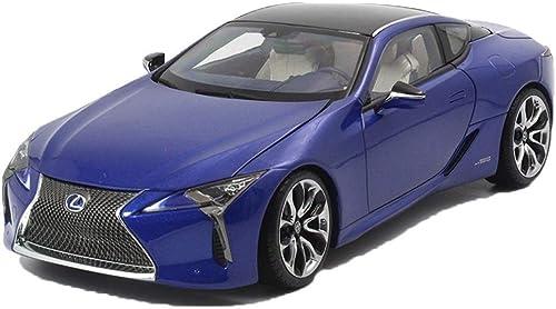 para barato Maisto 1 18 18 18 Lexus LC500h Modelo de Coche Modelo de Aleación de Coche Simulación Original Autorizado Colección Ornamentos Modelos Escala Vehículos ( Color   azul )  el más barato