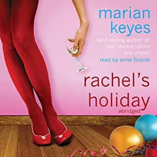 Rachel's Holiday audiobook cover art