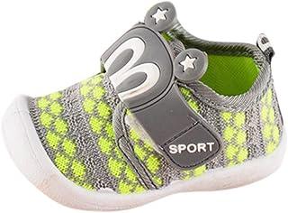 Chaussures Unisexe Bébé Chaussures Squeaky Lapin Oreilles Squeaky pour Garçons et Filles,Chaussures Anti-Slip Cartoon, Sem...