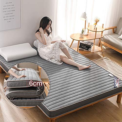Folding Futon Matratze,Weich Schlafen pad,Japaner Bett roll,Dick Japaner Wohnheim Matratze,Verdickung Matratze,B1,0.9 * 2.0m