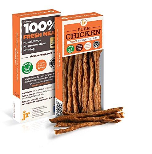 JR Pet Products 100% Chicken Sticks