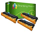 Tóner Compatible con Epson EPL-6200, EPL-6200L, EPL-6200N | C13S050166 (S050166) C13S050167 (S050167)