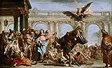 Berkin Arts Giovanni Battista Tiepolo Giclée Leinwand